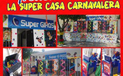 """GANADORES DE """"CARNAVALEA"""" CON SuperGIROS"""