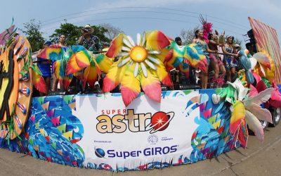 2019: El Supercarnaval que vivió SuperGiros