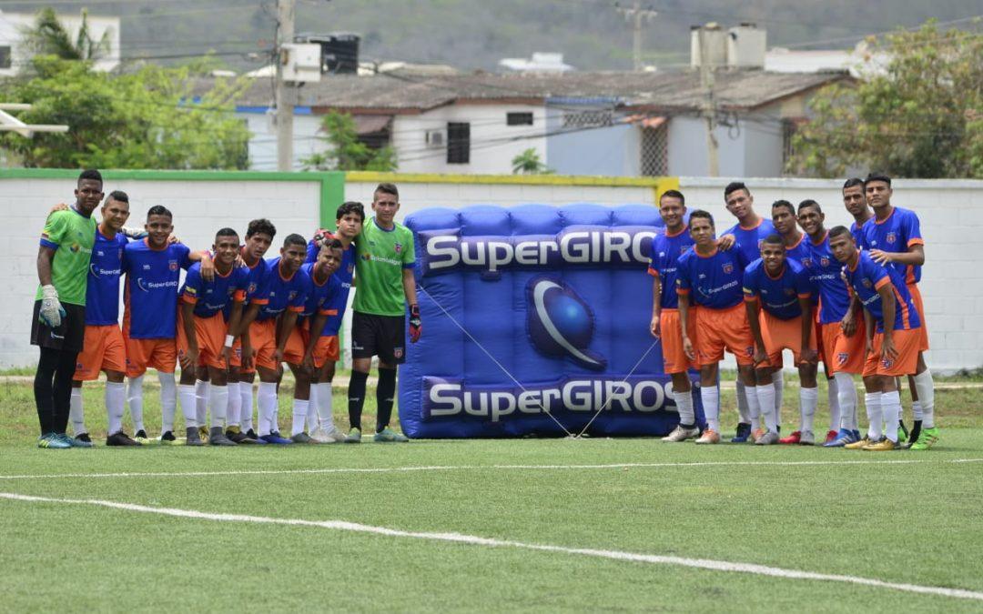 Patrocinio Equipo Atlético Colombia