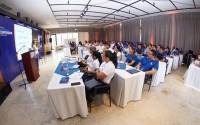 Primer taller de comunicación corporativa SuperGIROS