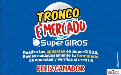 Tronco e Mercado Supergiros.