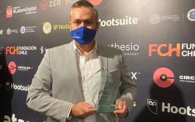SuperGiros Móvil App recibe premio como Mejor Nueva App de Latinoamérica.